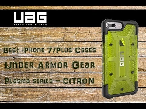 new product c5f70 affdd UAG - Under Armor Gear - Case/Cover for iPhone 7 Plus (Citron)