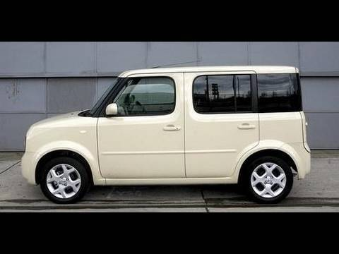 review nissan cube consumentenbond youtube. Black Bedroom Furniture Sets. Home Design Ideas