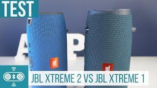 JBL Xtreme 2 Vergleich mit dem Xtreme 1 & Soundcheck