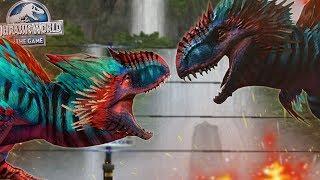 *STRONGEST* HYBRID YUDON MAX LEVEL 40 - Jurassic World The Game Gameplay - NEW TOURNAMENT HYBRID!