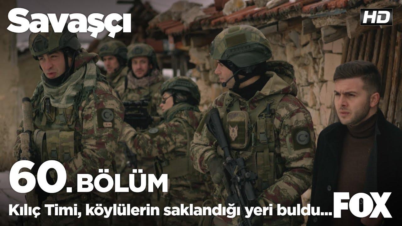 Mehmet Emin, Kılıç Timi'ni köylülerin saklandığı yere götürüyor... Savaşçı 60. Bölüm