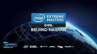 Live: IEM Beijing - China Open Qualifier - 5POWER vs Invictus Gaming