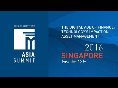 The Digital Age of Finance: Technology's Impact on Asset Management