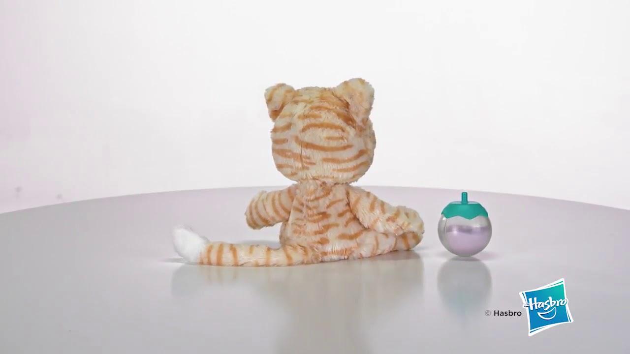 "Мягкая игрушка Hasbro FurReal Friends котенок интерактивный ""Бутси "" E0418 e91799bfa8d4a"