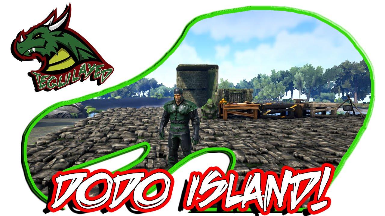 Download DODO ISLAND LP!! Episode 4! START OF THE RUINS BUILD!!