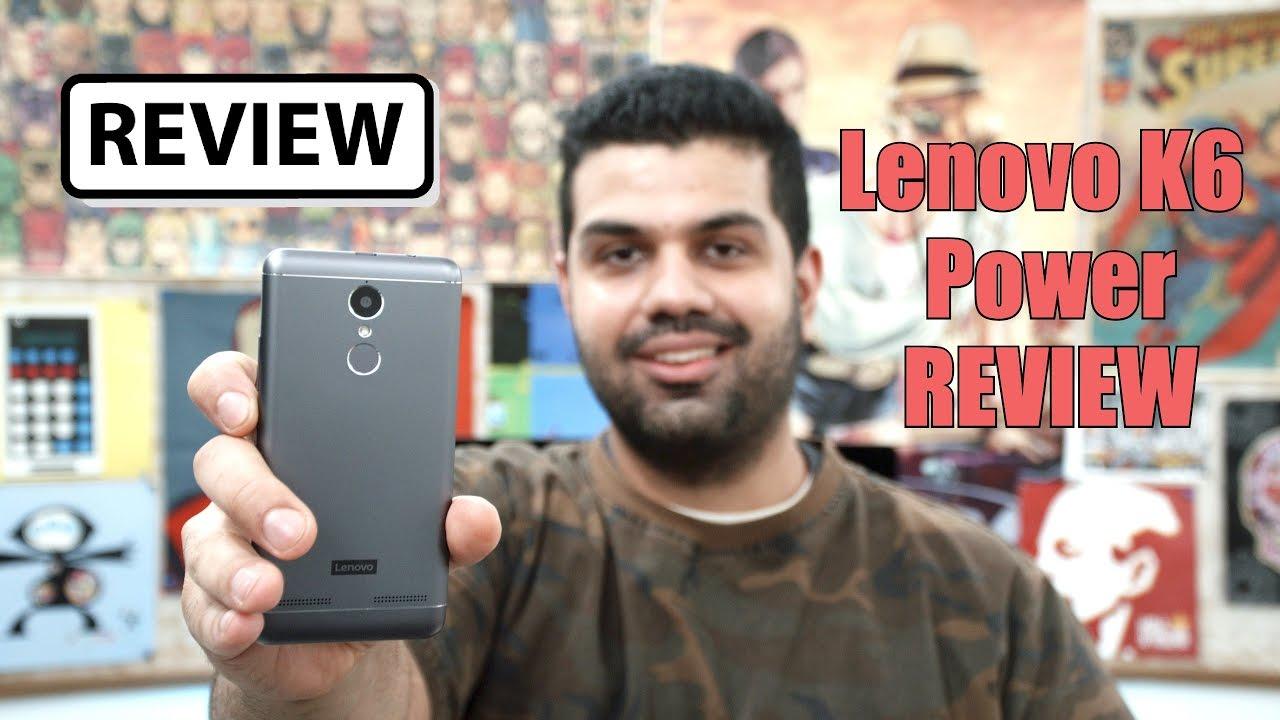 Lenovo K6 Power Full Detailed Review - Kickass?