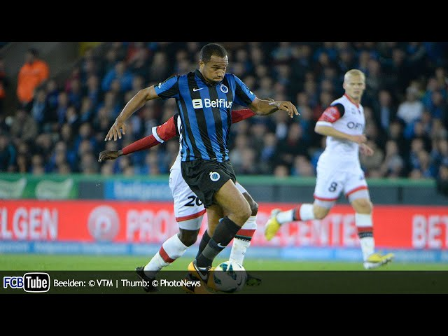 2013-2014 - Jupiler Pro League - 10. Club Brugge - OH Leuven 1-0