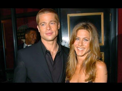 Pitt, Jolie E Aniston? Relembre Alguns