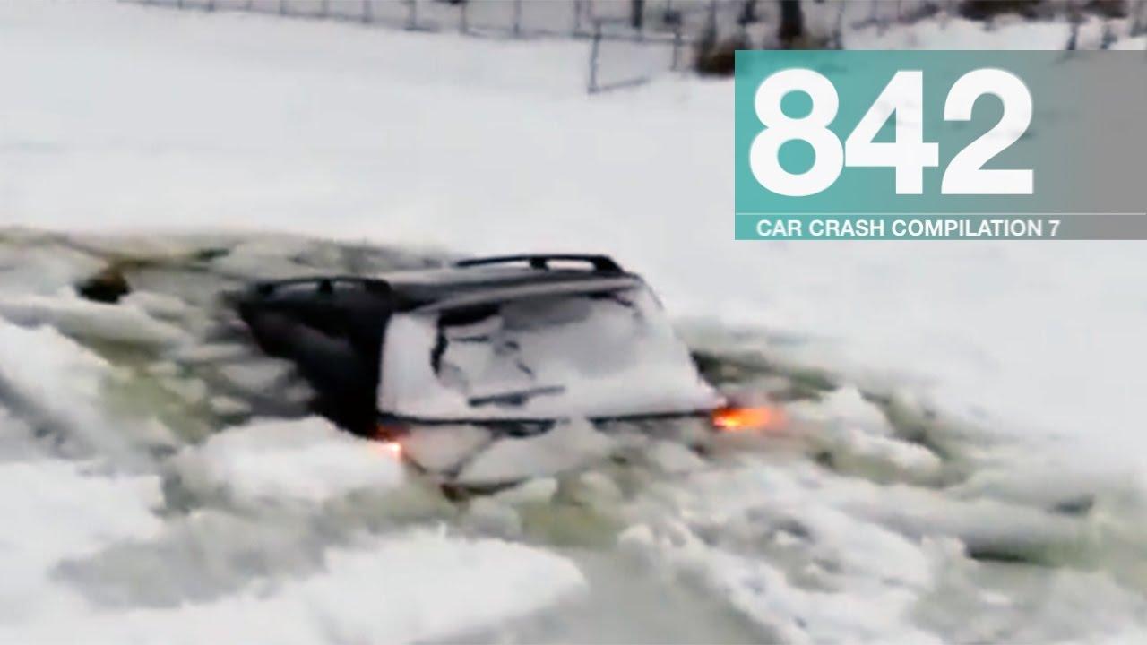 Car Crash Compilation 842 December 2016 Youtube
