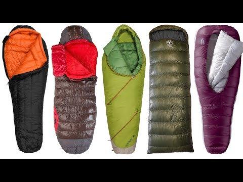 Innovative Designs in Sleeping Bags