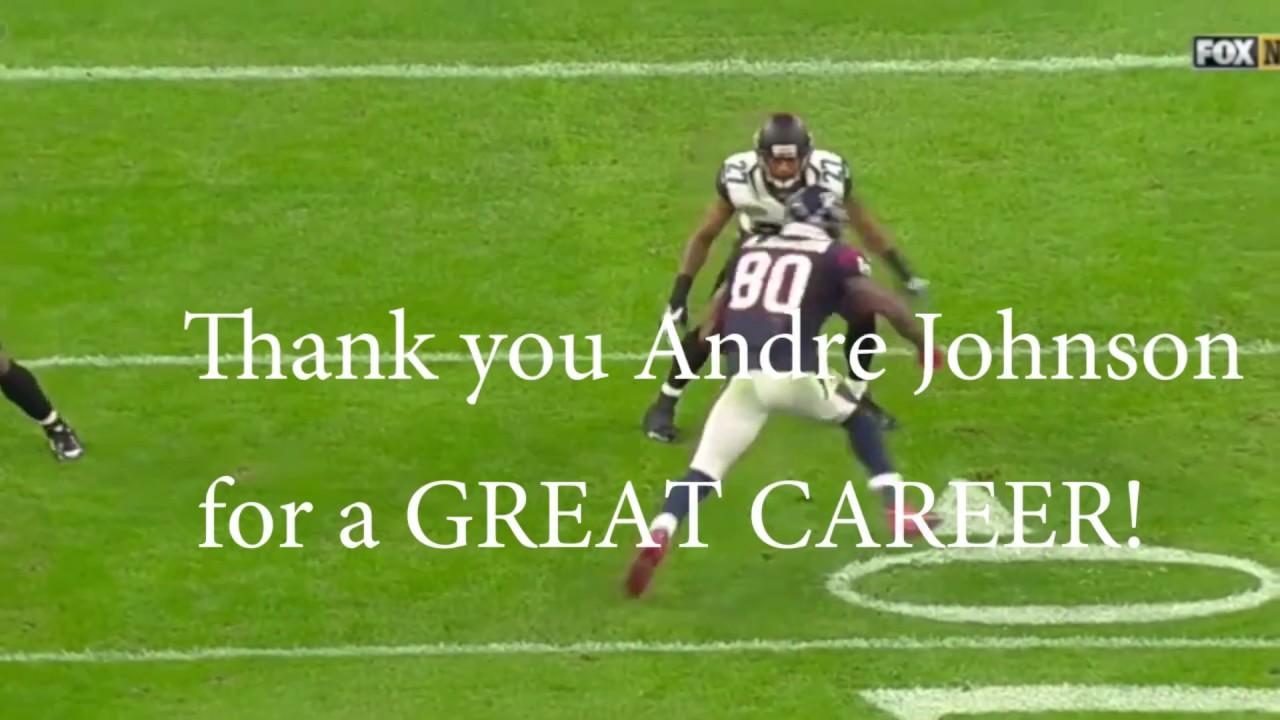 Andre Johnson Career Highlights - YouTube