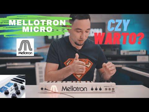 MELLOTRON MICRO TEST MUZYKUJ (english subtitles)