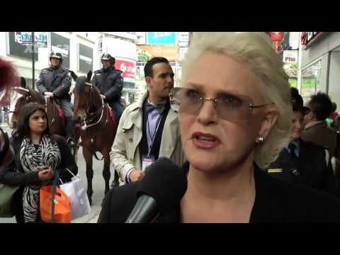 Sharon Gless  TV's Orignal PFLAG Mom