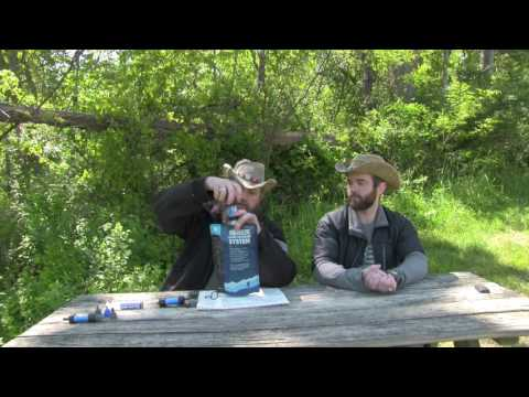 Kevin's Water System Filtration Special. The Swiss Army knife of water filters! Funny Moments