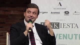GenerAZIONE 2018 - Intervista a Carlo Calenda