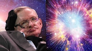 Stephen Hawking Knows What Happened Before the Big Bang