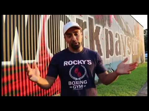Rocky's Boxing Gym First Amateur Boxing Show