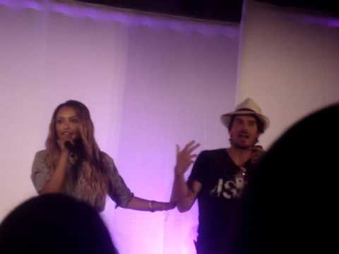 Panel Ian Somerhalder y Kat Graham BloodyNightCon 2016 Barcelona (2) thumbnail