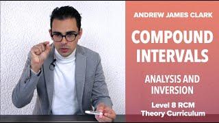 Intervals: Music Theory RCM Level 8 (2/3)