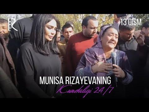 Munisa Rizayevaning Kundaligi 24/7 (13-qism) | Муниса Ризаеванинг Кундалиги 24/7 (13-кисм)