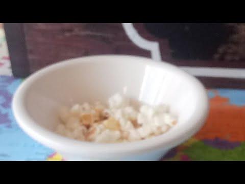 Pop Corn Challenge😙😙