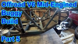 Offroad V6 Buggy Build - Part 5