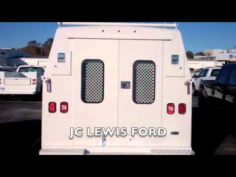 Jc Lewis Ford >> 2012 Ford E-350 XL with Reading Service Body from JC Lewis Ford in Savannah, GA - YouTube