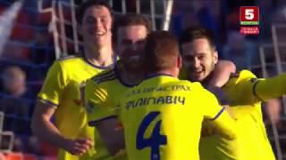 Классный гол Мирко Иванича. БАТЭ - Динамо-Брест (19/05/2018. Кубок Беларуси. Финал)