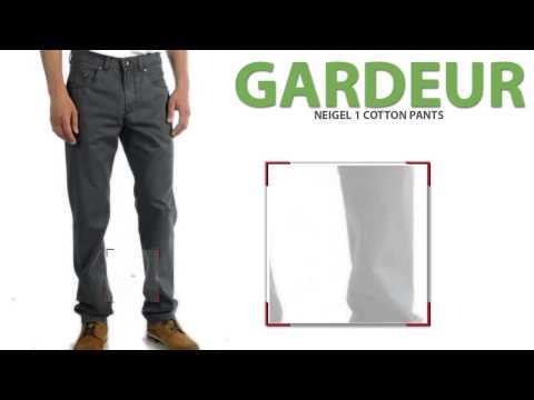 Gardeur Neigel 1 Cotton Pants - 5-Pocket (For Men)