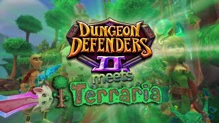 Terraria Crossover | Dungeon Defenders II
