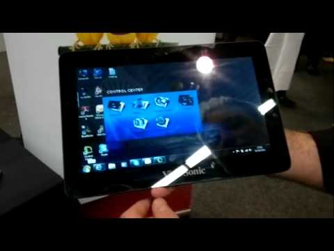 Viewsonic Viewpad 10 Pro with Windows + Android