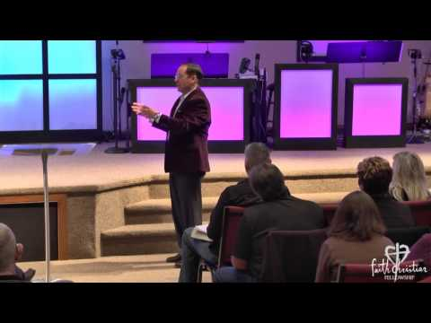 School of the Spirit (Part 3) - Joe Morris - Faith Christian Fellowship
