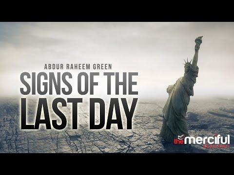 Signs Of The Last Day (Minor Signs)