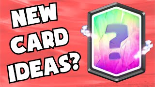 Clash Royale NEW CARD UPDATE Ideas   Future Tournaments / Clan Wars / Spectate Battle Mode Gameplay