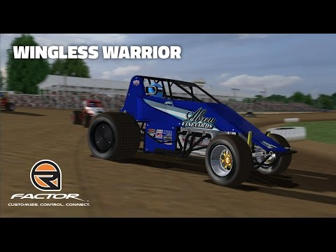 rFactor: Wingless Warrior (Wingless Sprints @ Brownstown)