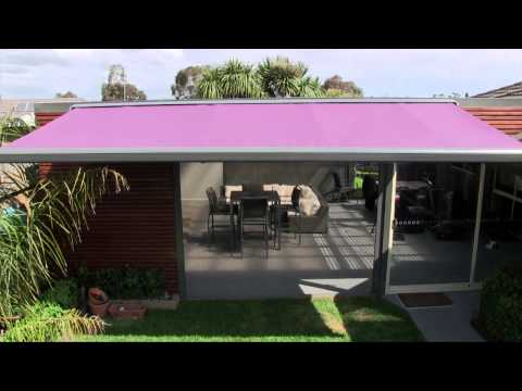 Outdoor Awnings by Undercover Blinds