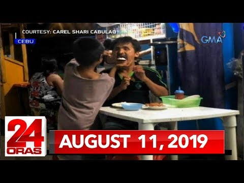 24 Oras Weekend Express: August 11, 2019 [HD]