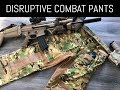 Disruptive Combat Pants - Overview