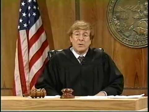Comedy Court