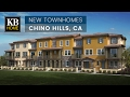 New Homes for Sale in Chino Hills, CA - Jade Tree by KB Home