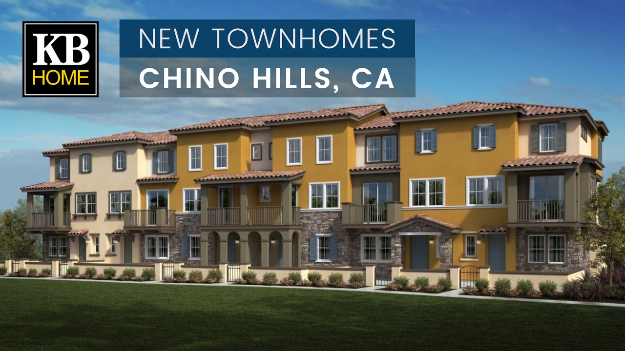 New homes for sale in chino hills ca jade tree by kb home youtube new homes for sale in chino hills ca jade tree by kb home freerunsca Image collections