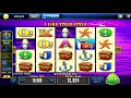 Pelican Pete Aristocrat Slot Gameplay For iOS