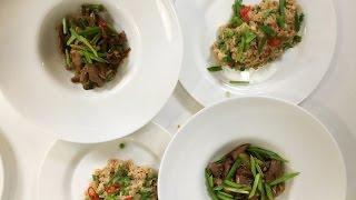 Блюда в ВОК. Готовим мясной салат, лапшу и жареный рис. 50 рецептов первого