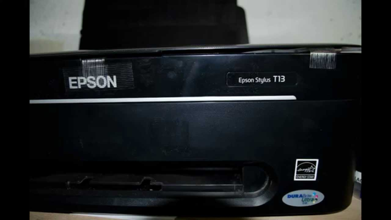 PRINTER EPSON STYLUS T13 TREIBER WINDOWS 7