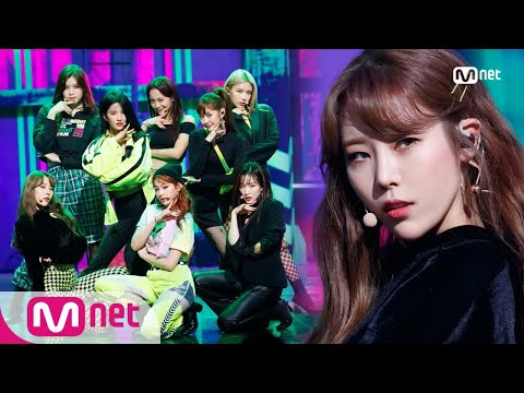 [gugudan - Not That Type] Comeback Stage | M COUNTDOWN 181108 EP.595