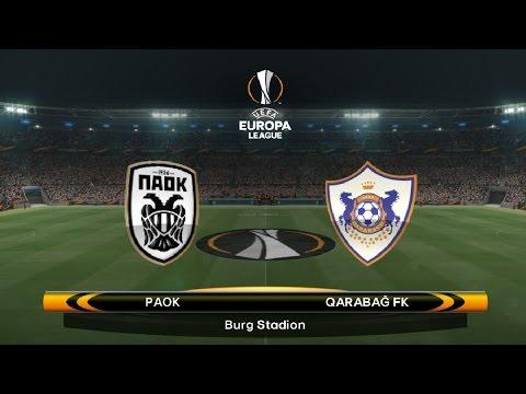 PAOK - Qarabağ