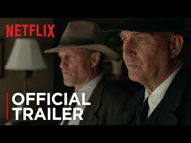 The Highwaymen | Official Trailer | Netflix
