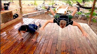 Top 10 Pushups for Martial Arts!