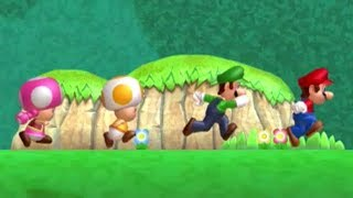 New Super Mario Bros. U Deluxe - What
