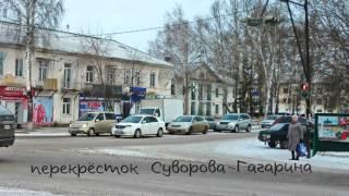 Тайшет -  по улицам города моего детства (2015)